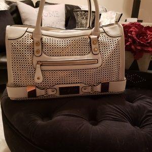Marc New York white handbag
